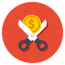 Cheap Cost Cost Minimize Cut Price Icon