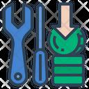 Cheaper Maintenance Cost Lower Maintenance Costs Maintenance Icon