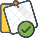 Check Mark Task Icon