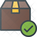 Check Box Shipping Icon