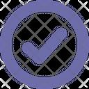 Check Round Checked Icon