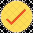 Check Accept Verify Icon