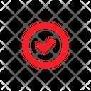 Check Tick Care Icon