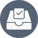 Check Email Inbox Icon