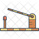 Check Post Barrier Icon