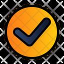 Check Done Tick Icon