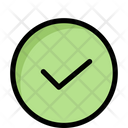 Check Tick List Icon