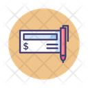Mcheck Check Checkbook Icon
