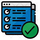Check List Website Icon