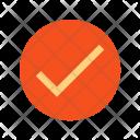 Check Accept Circle Icon
