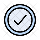 Check Tick Complete Icon
