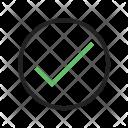 Check Circle Accept Icon