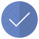 Check Approve User Interface Icon