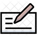 Business Financial Check Icon