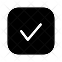 Check Tick Done Icon