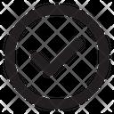 Check Cr Fr Check Tick Icon