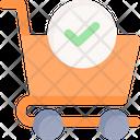 Check Cart Icon
