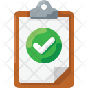 Check Clipboard Icon