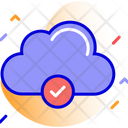 Sync Cloud Storage Icon