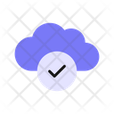 Check Cloud Icon