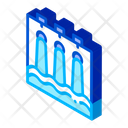 Bottle Healthy Water Icon