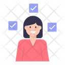 Approved Employee Select Employee Check Employee Icon