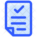 Business Finance User File User Document Icon