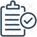 Seo Clipboard Audit Icon