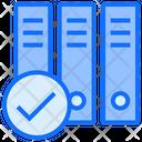 Check File Tick Folder Icon