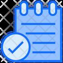 Check File File List Icon