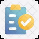 Check File Check Document Done File Icon