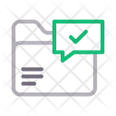 Check Folder Icon