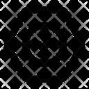 Check Hexagon Icon