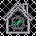 Check Home Icon
