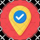 Check In Icon