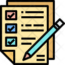 List Check List Checklist Icon