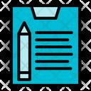 Check List List Report Icon