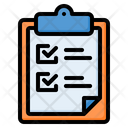 Check List Clipboard Checklist Icon