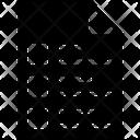 Check List List Clipboard Icon