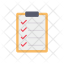 Check List Clipboard List Icon