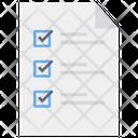 Check List Check Box Tick Icon