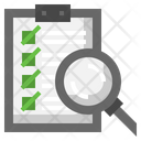 Check List Verification Clipboard Icon