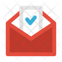 Check Mail Mail Message Icon