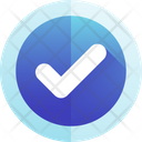 Check Mark Approved Check Icon