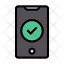 Check Mobile Icon