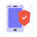 Check Mobile Security Icon