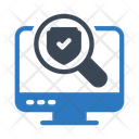 Search Security Protection Icon