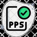 Check Pps File Icon