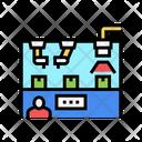 Quality Control Machine Icon