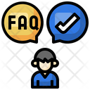 Check Query Query Approved Icon